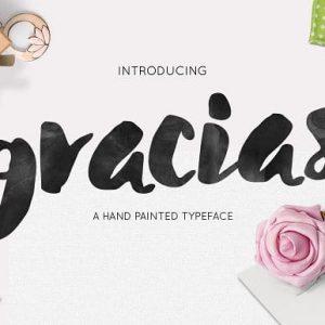 Gracias Typeface