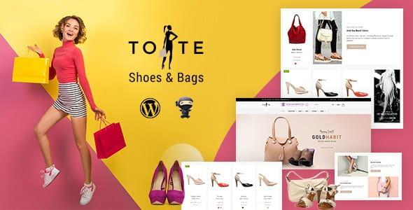 Tote - WordPress WooCommerce Theme