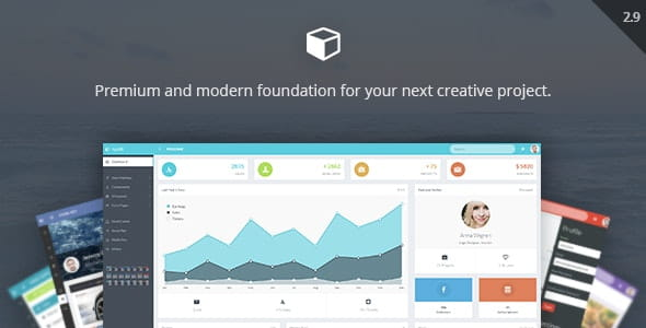 AppUI - Bootstrap Admin Template
