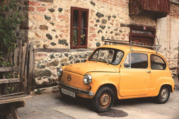 Vintage 2 (Turbo Premium Space)