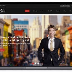 Corlate - Responsive Business HTML Template