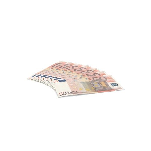 50 Euro Bill (Turbo Premium Space)