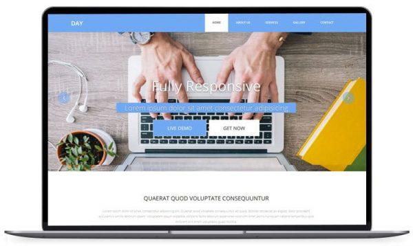 Day – Multipurpose HTML Template