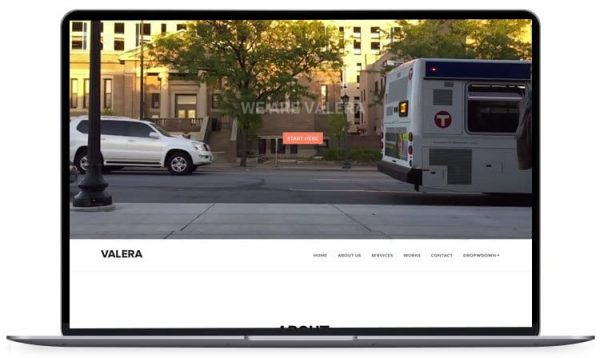 Valera – Bootstrap Theme