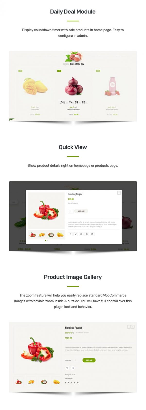 NatureCircle - Organic WooCommerce WordPress Theme