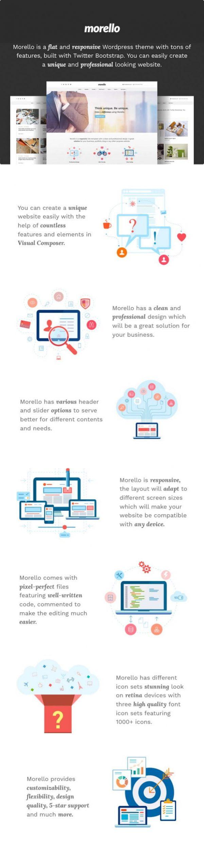 Morello - Multipurpose Business WordPress Theme