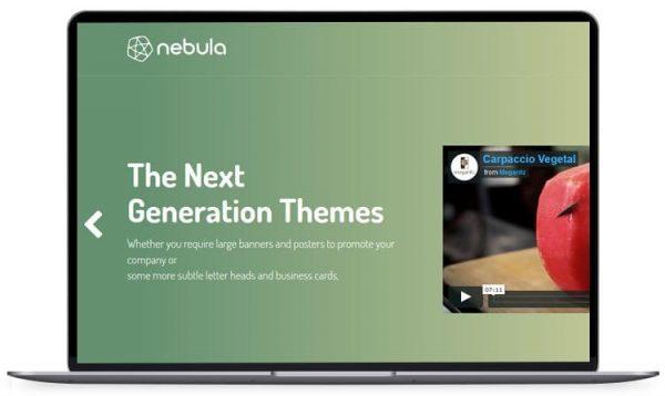 Nebula - Creative HTML Template