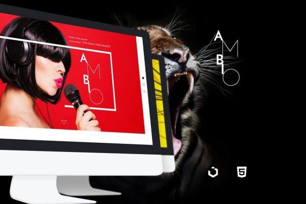 Ambio — Unique Personal Blog