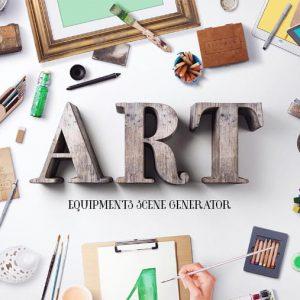 Art Equipments – Scene Generator