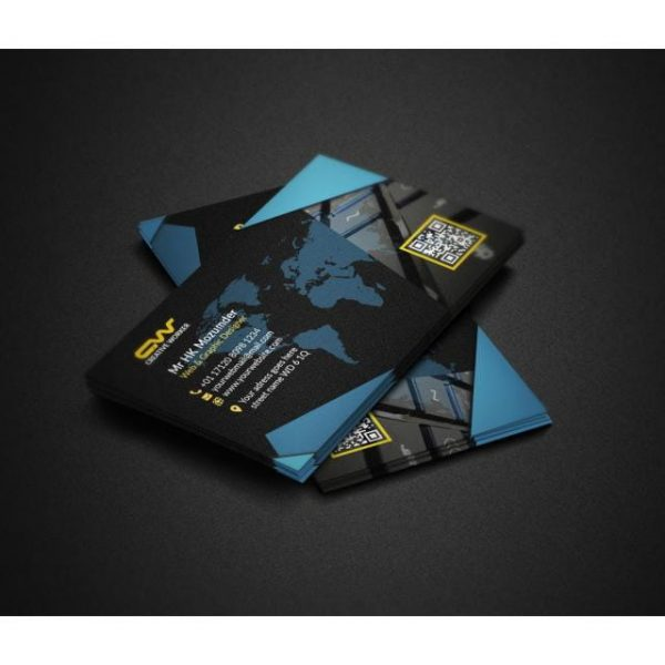 Awesome Business Card (Turbo Premium Space)