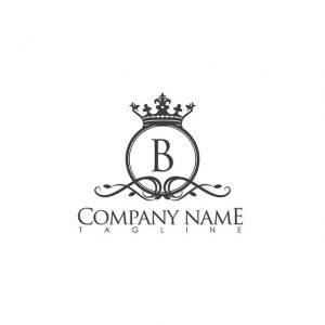 B Logo Modern Template Free Logo Design Template