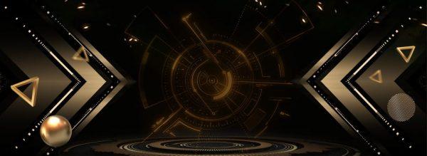 Black Friday Black Gold Metal Technology (Turbo Premium Space)