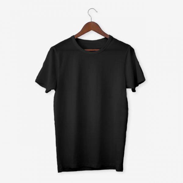 Black T Shirt Mockup (Turbo Premium Space)