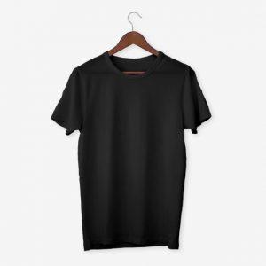 Black T Shirt Mockup