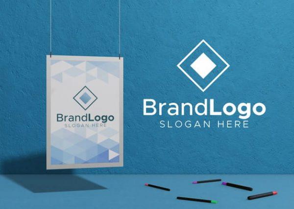 Brand logo company business (Turbo Premium Space)