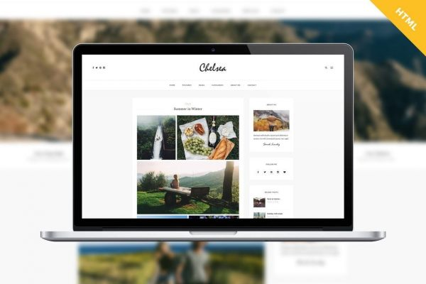 Chelsea HTML - The Travellers' Lifestyle Blog