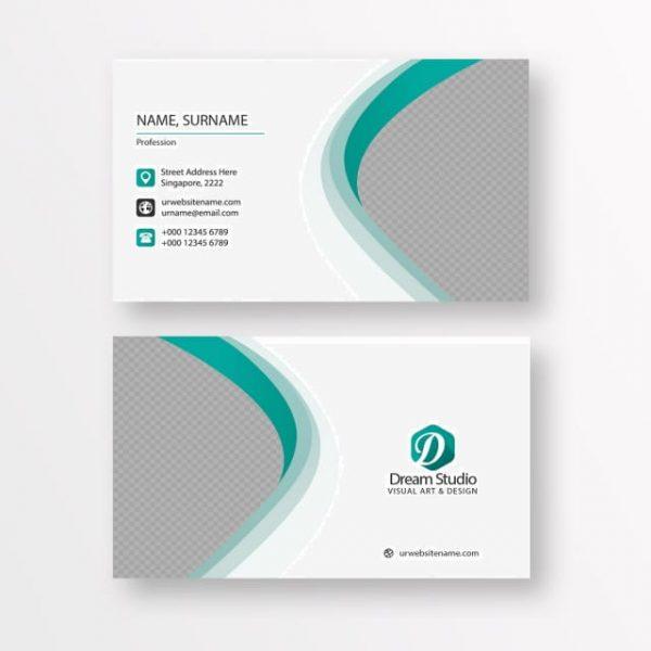 Corporate Business Card (Turbo Premium Space)
