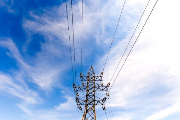 Electrical high voltage tower (Turbo Premium Space)