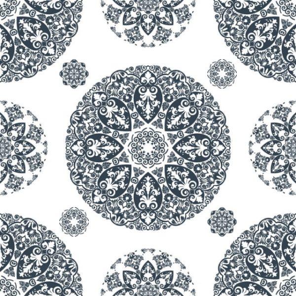 Elegant Lace Vintage Seamless Pattern