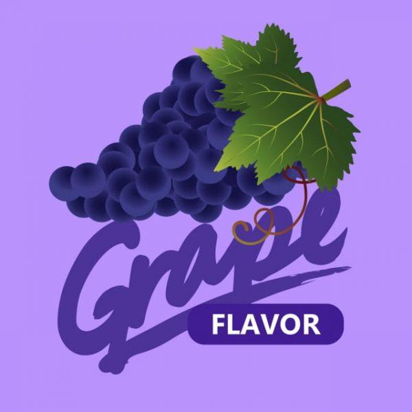 Fruit Illustration With Grape (Turbo Premium Space)