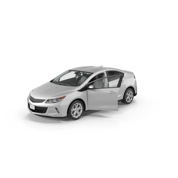 Generic Hybrid Car (Turbo Premium Space)