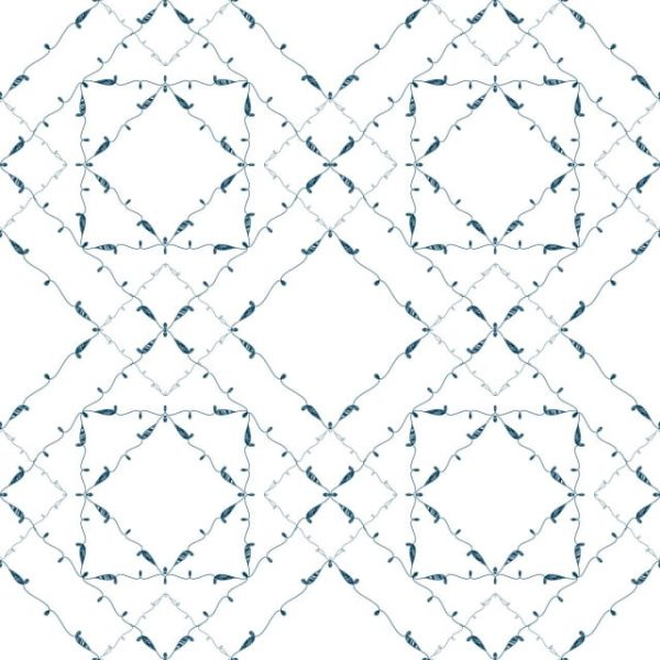 Hungarian Floral Ornamental Seamless Pattern (Turbo Premium Space)
