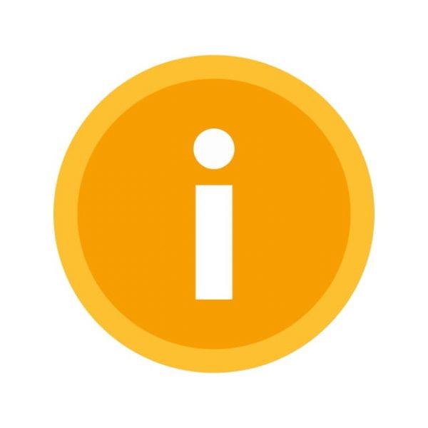 Information Icon Creative Design Template (Turbo Premium Space)