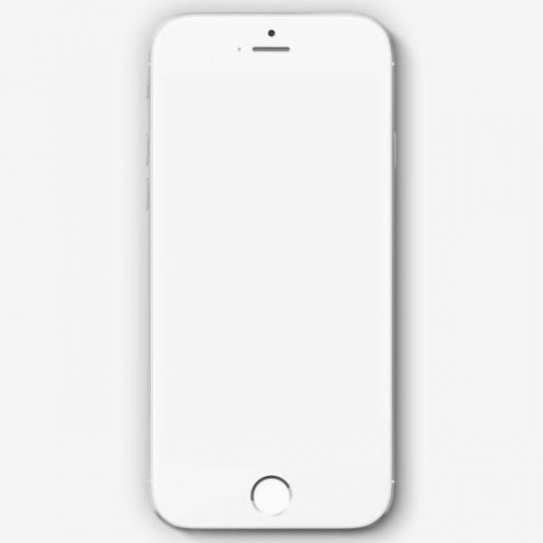Iphone 8 Gray Mockup Premium (Turbo Premium Space)