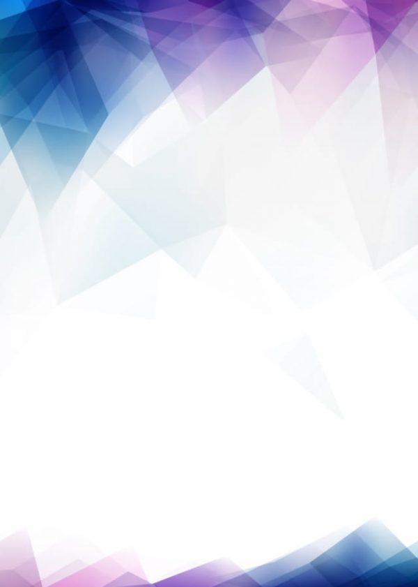 Minimalistic Polygonal Abstract Creative Geometric Background (Turbo Premium Space)