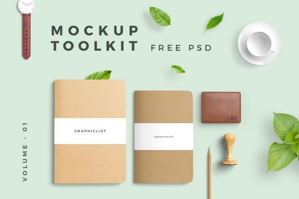 Mockup Tolkit (Turbo Premium Space)