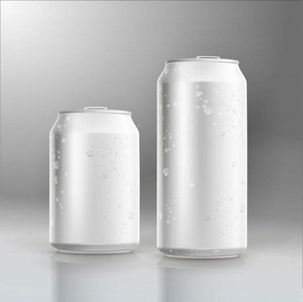 Photorealistic vector beer (Turbo Premium Space)
