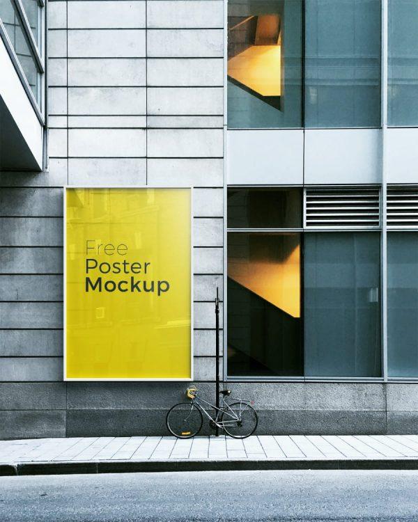 Poster and Billboard Mockups (Turbo Premium Space)