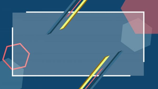Ppt Minimalistic Geometric Background (Turbo Premium Space)
