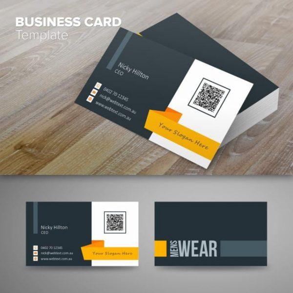 Professional Business Card (Turbo Premium Space)