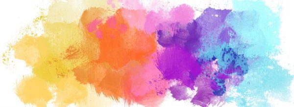 Pure Watercolor Gradient Colorful Background (Turbo Premium Space)