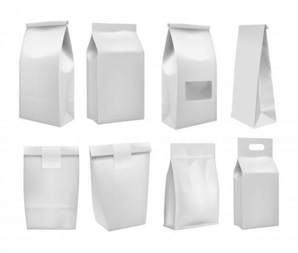 Realistic take away food box (Turbo Premium Space)
