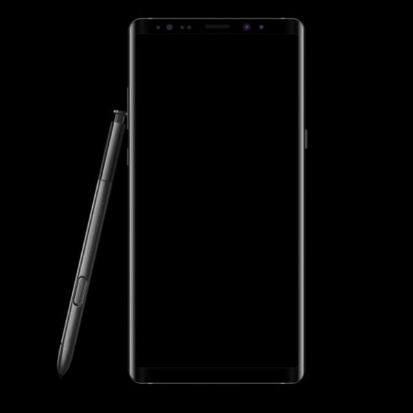 Samsung Mobile Mockup (Turbo Premium Space)