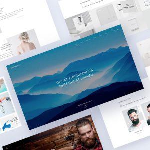 Sapphire One - Multi-purpose Bootstrap HTML5