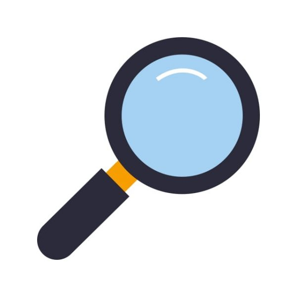 Search Icon Creative Design Template (Turbo Premium Space)