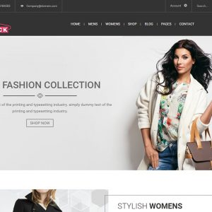 Shopick - eCommerce Responsive Bootstrap Template