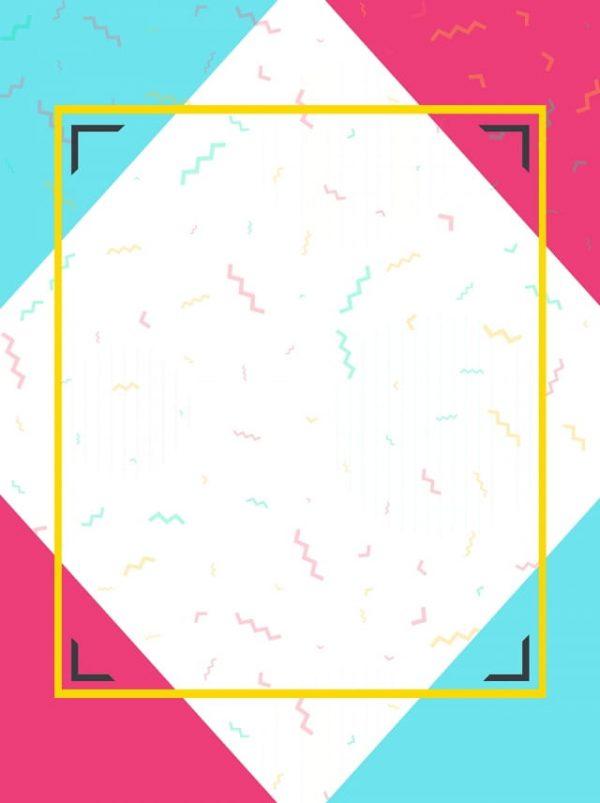 Simple Creative Geometric Abstract Japanese Minimalist (Turbo Premium Space)