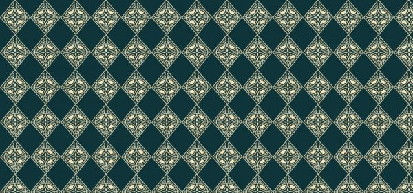 Vector Seamless Pattern Background (Turbo Premium Space)