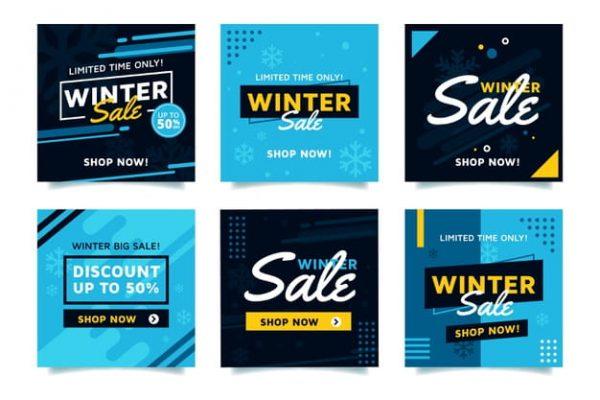 Winter sale post collection (Turbo Premium Space)
