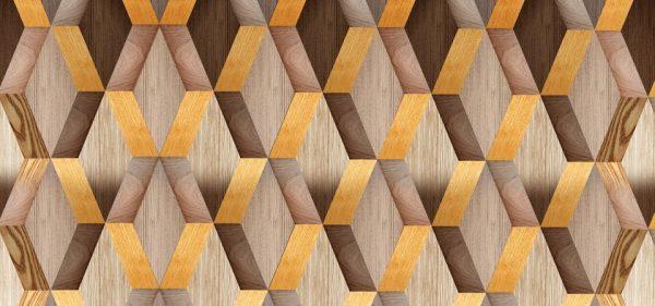 Wood Pattern Furniture (Turbo Premium Space)