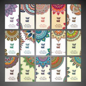 Cards-with-mandalas
