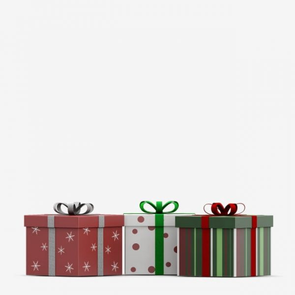 Christmas Holiday Object (Turbo Premium Space)