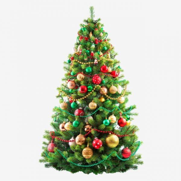 Christmas Tree (Turbo Premium Space)