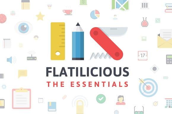 Flatilicious – The Essentials (Turbo Premium Space)