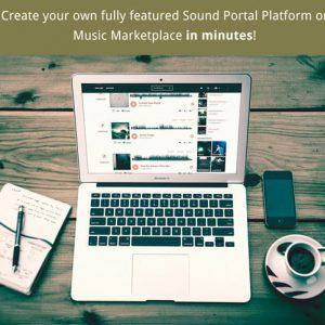 Full Audio Portal Platform