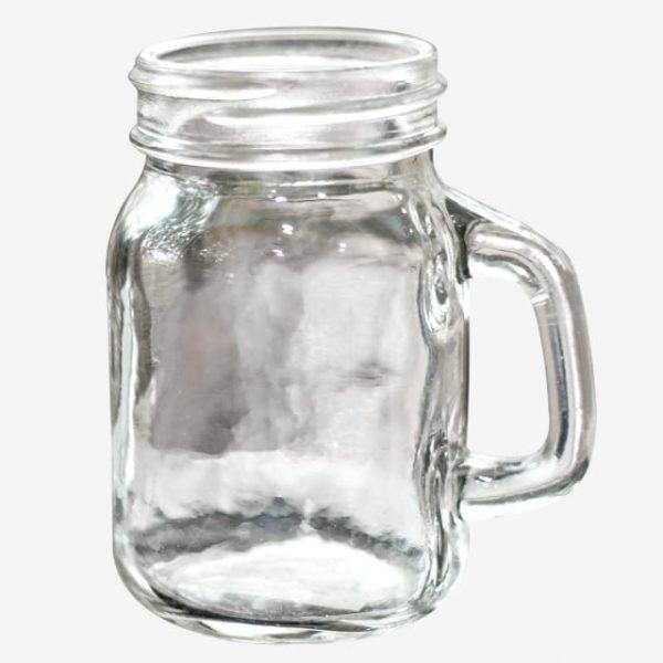 Empty Glass Jug Clear Bottle Beer Mug (Turbo Premium Space)